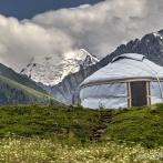 Tour mit Kultur und Natur in Kirgisisitan (13 Tage)