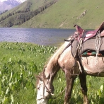Horseback riding 3 days From Chong-Kemin Valley to Issyk-Kul Lake