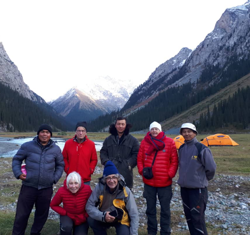 Trekking and Hiking tours in Kyrgyzstan