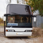 Rent a bus Neoplan (55 places)
