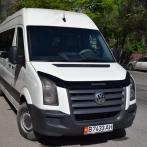 Rent mini bus WV Krafter