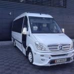 Minibus 2009 with 20 seats