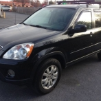 Rent a car Honda CRV 4wd