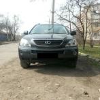 Rent Lexus RX330 in Kyrgyzstan