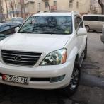 Rent Lexus GX470 in Kyrgyzstan