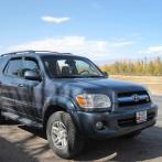Car rental in Bishkek Toyota Sequoia №5