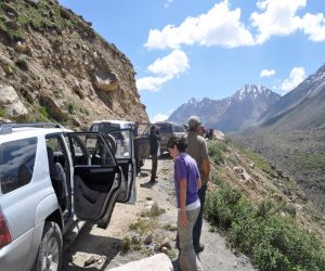 jeep tour-Mietwagen in kirgisistan